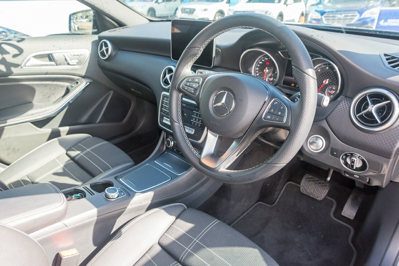 2016 Mercedes-benz A200 D-CT W176 807MY