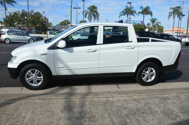 Used Ssangyong Actyon A200 XDI, Toowoomba, 2011 Ssangyong Actyon A200 XDI Wagon