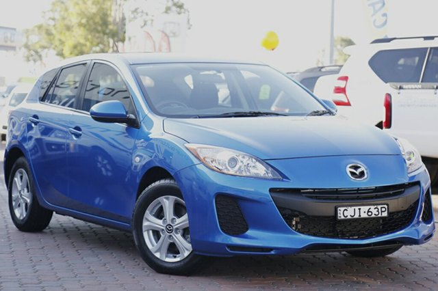 Used Mazda 3 Neo Activematic, Narellan, 2012 Mazda 3 Neo Activematic Hatchback
