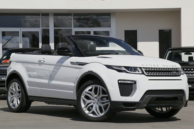 Demonstrator, Demo, Near New Land Rover Range Rover Evoque SI4 SE Dynamic, Southport, 2016 Land Rover Range Rover Evoque SI4 SE Dynamic SUV