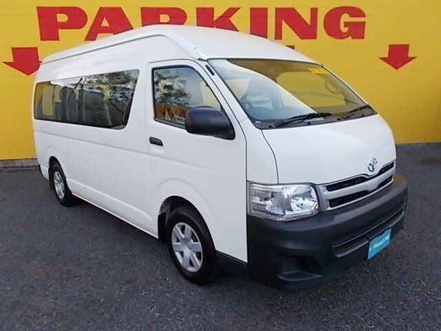 Used Toyota Hiace Commuter High Roof Super LWB, Winnellie, 2013 Toyota Hiace Commuter High Roof Super LWB Bus