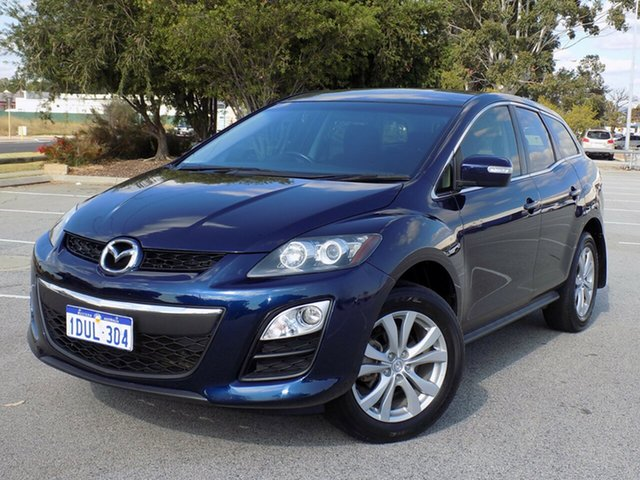 Used Mazda CX-7 Classic Activematic Sports, Maddington, 2011 Mazda CX-7 Classic Activematic Sports Wagon