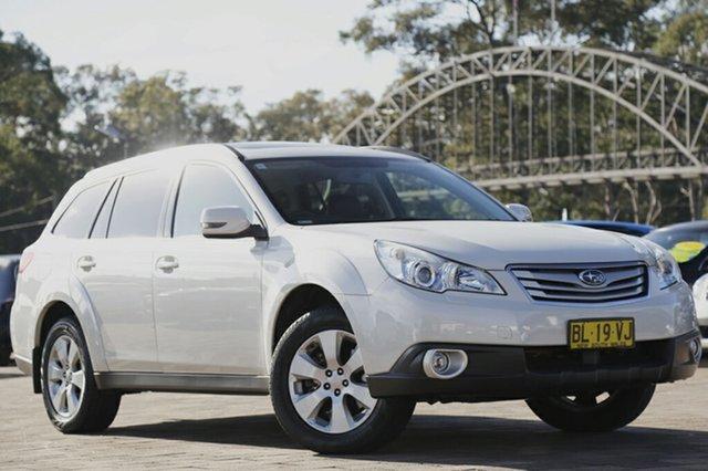 Used Subaru Outback 3.6R AWD Premium, Warwick Farm, 2011 Subaru Outback 3.6R AWD Premium SUV