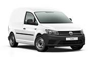 New Volkswagen Caddy, Kloster Volkswagen, Hamilton