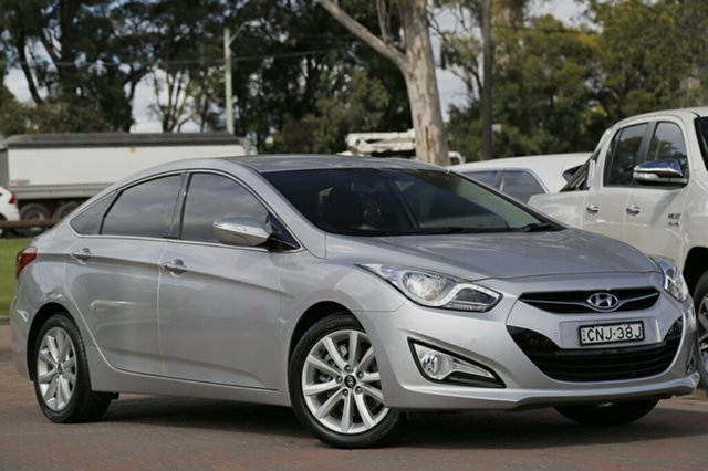 Used Hyundai i40 Elite, Warwick Farm, 2013 Hyundai i40 Elite Sedan