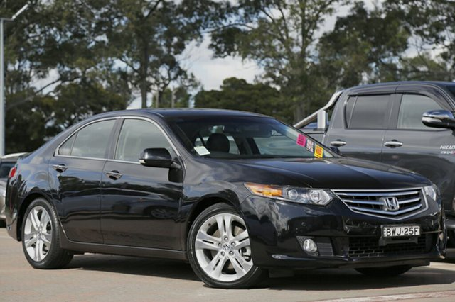 Used Honda Accord Euro Luxury, Warwick Farm, 2011 Honda Accord Euro Luxury Sedan