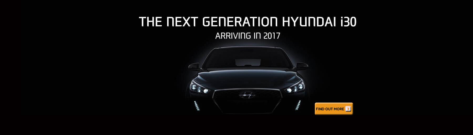 Next Generation i30