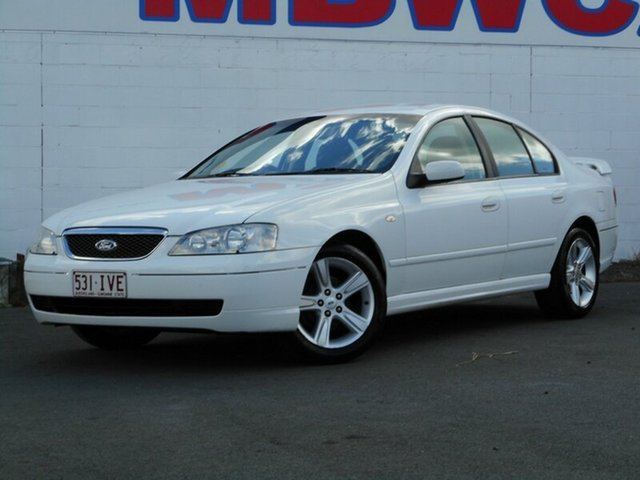 Used Ford Fairmont, Moorooka, 2004 Ford Fairmont BA Sedan