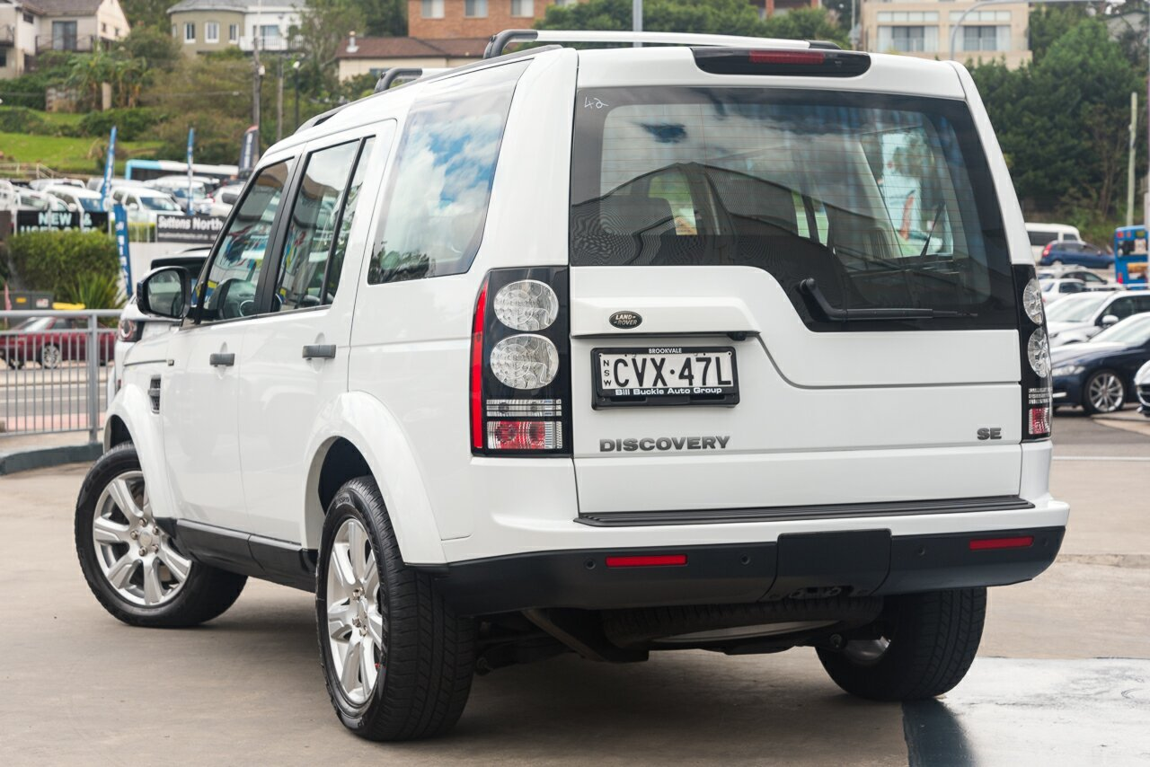 2014 Land Rover Discovery SDV6 SE Series 4 L319 MY14