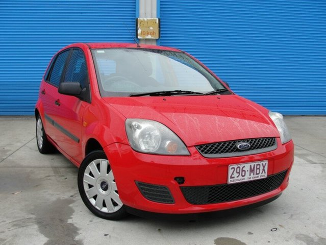 Discounted Used Ford Fiesta LX, Ashmore, 2007 Ford Fiesta LX Hatchback