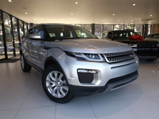 Discounted Demonstrator, Demo, Near New Land Rover Range Rover Evoque TD4 150 SE, Toowoomba, 2016 Land Rover Range Rover Evoque TD4 150 SE Wagon