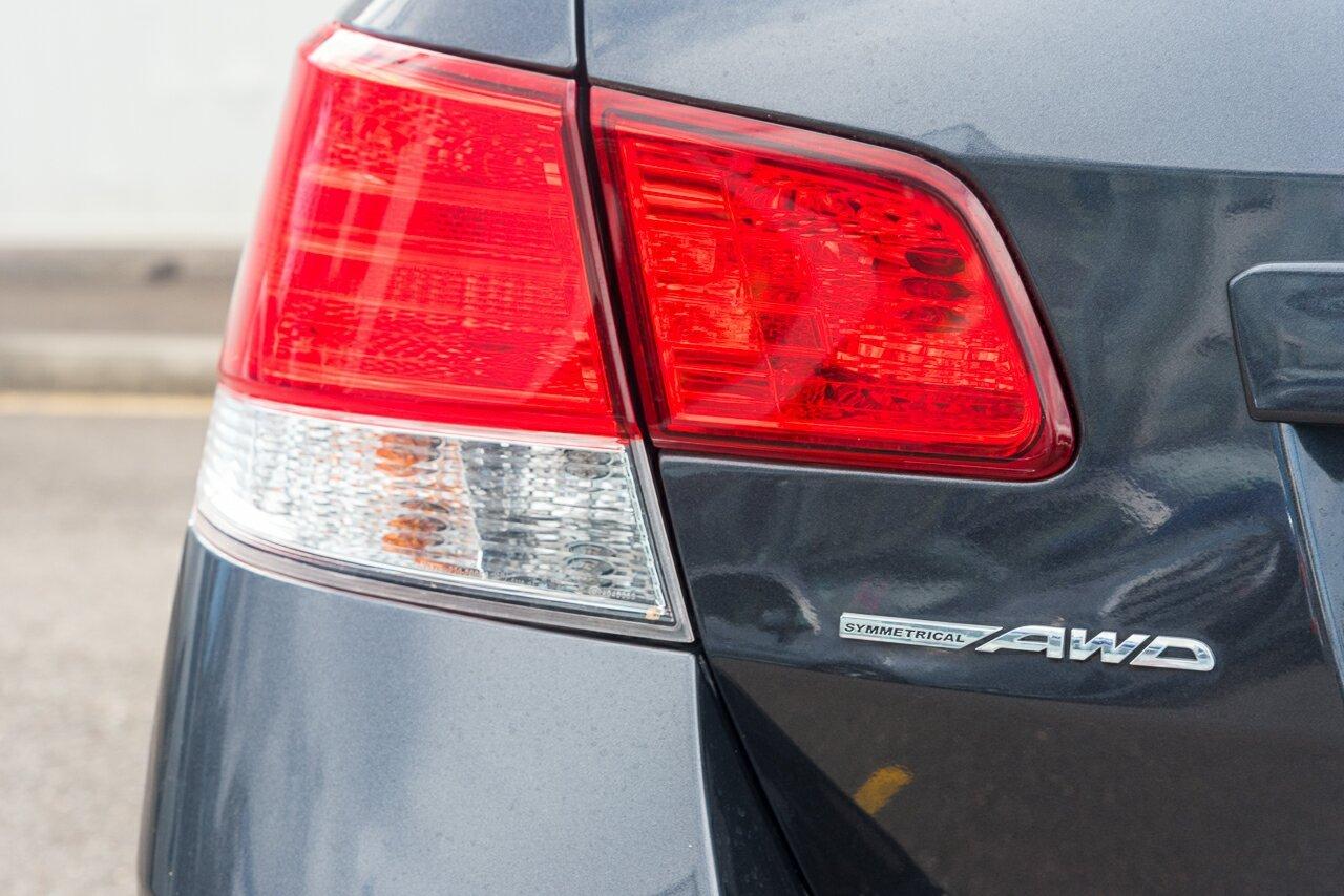 2013 Subaru Liberty 2.5i Lineartronic AWD Premium B5 MY13