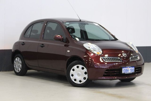 Used Nissan Micra City Collection, Bentley, 2008 Nissan Micra City Collection Hatchback