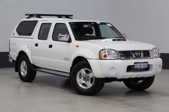 Used Nissan Navara ST-R (4x4), Bentley, 2013 Nissan Navara ST-R (4x4) Dual Cab Pick-up