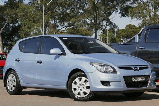 Used Hyundai i30 SX, Warwick Farm, 2012 Hyundai i30 SX Hatchback