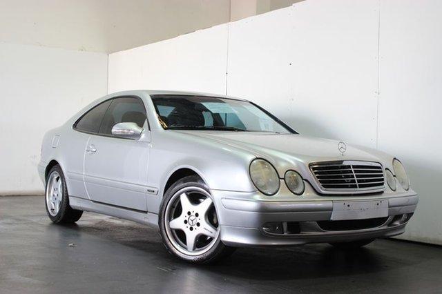 Used Mercedes-Benz CLK320 Avantgarde, Underwood, 2001 Mercedes-Benz CLK320 Avantgarde Coupe