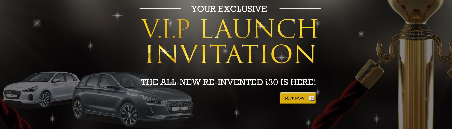 i30 Model Launch