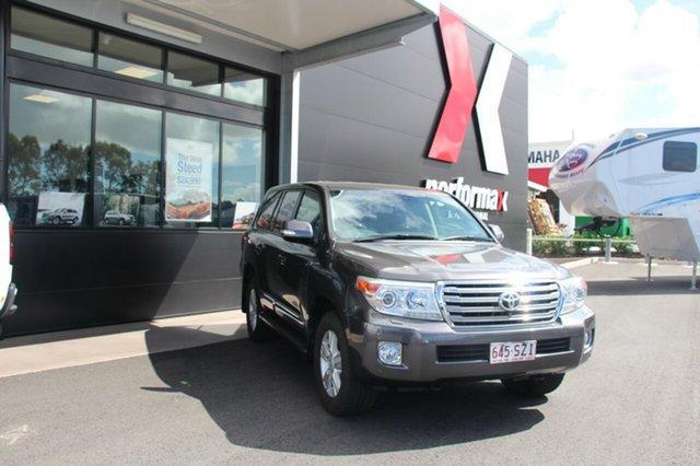 Used Toyota Landcruiser Sahara (4x4), North Lakes, 2013 Toyota Landcruiser Sahara (4x4) Wagon