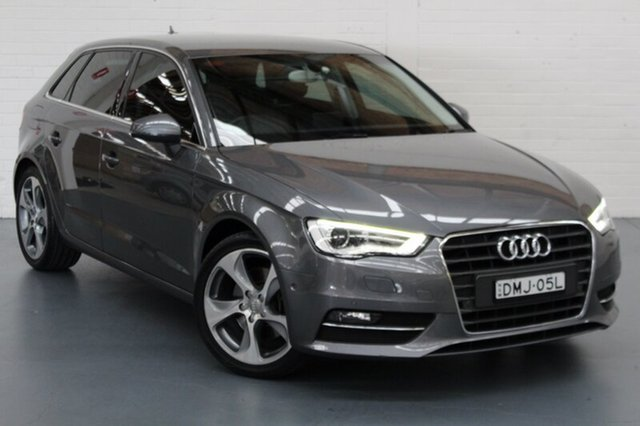 Used Audi A3 Ambition Sportback S tronic, Hamilton, 2013 Audi A3 Ambition Sportback S tronic Hatchback
