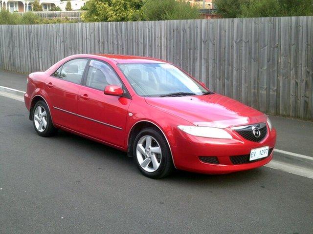 Used Mazda 6 Classic, North Hobart, 2003 Mazda 6 Classic Sedan