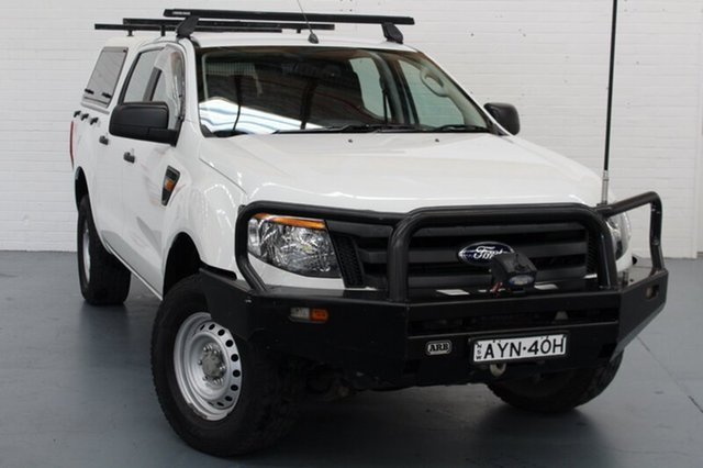 Used Ford Ranger XL Double Cab, Hamilton, 2012 Ford Ranger XL Double Cab Utility