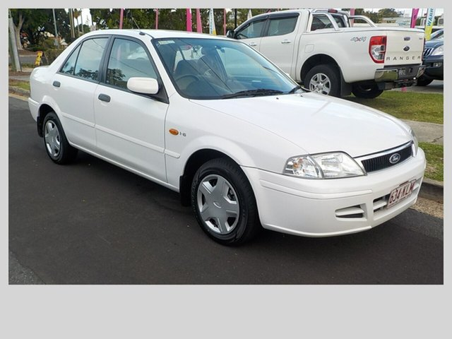 Used Ford Laser LXI, Margate, 2002 Ford Laser LXI Sedan
