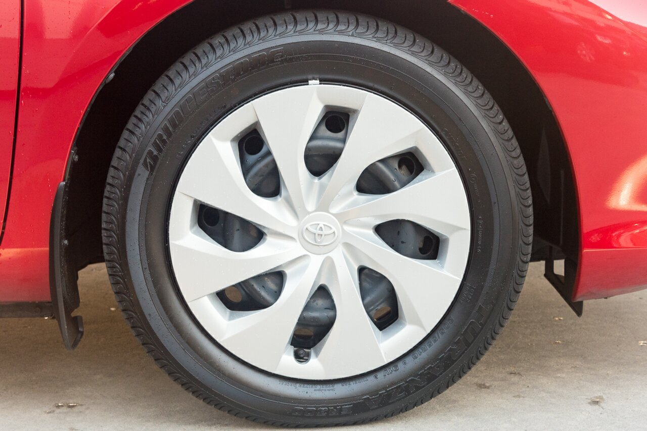 2016 Toyota Corolla Ascent S-CVT ZRE182R
