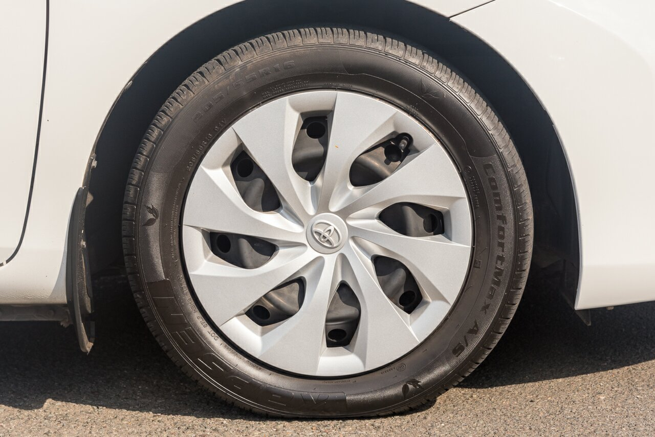 2015 Toyota Corolla Ascent S-CVT ZRE182R