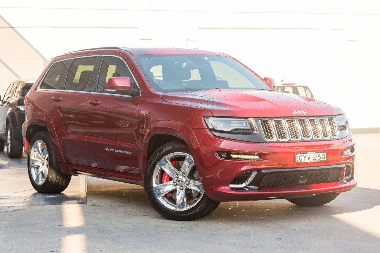 2013 Jeep Grand Cherokee SRT-8 WK MY2013