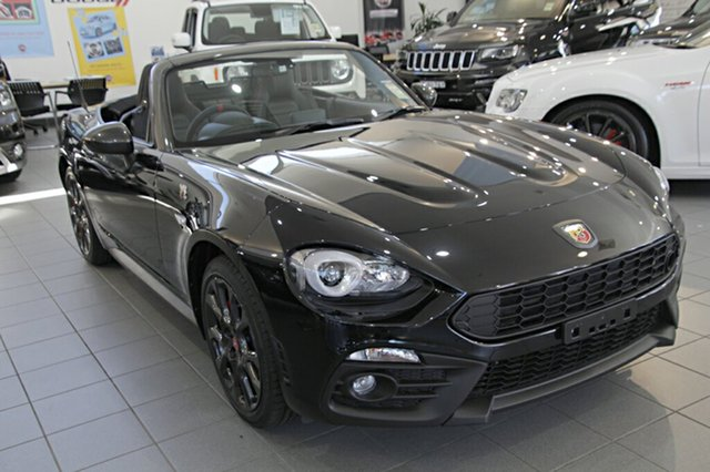 Discounted New Abarth 124 Spider, Southport, 2017 Abarth 124 Spider Roadster