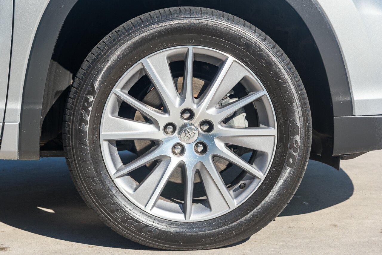 2014 Toyota Kluger Grande AWD GSU55R