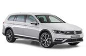 New Volkswagen Passat Alltrack, Kloster Volkswagen, Hamilton