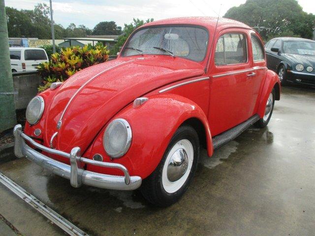 Used Volkswagen Beetle DE Luxe, Capalaba, 1962 Volkswagen Beetle DE Luxe Coupe