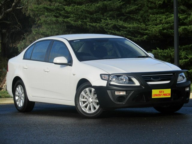 Used Ford Falcon XT, 2012 Ford Falcon XT Sedan