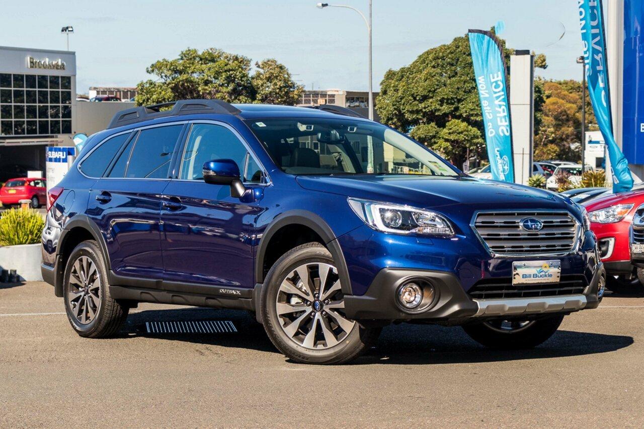 2016 Subaru Outback MY17