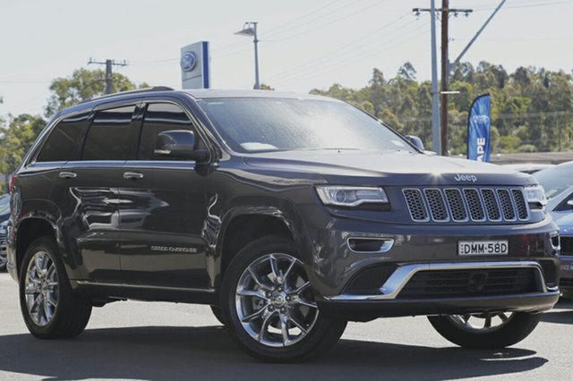 Used Jeep Grand Cherokee Summit, Narellan, 2014 Jeep Grand Cherokee Summit SUV