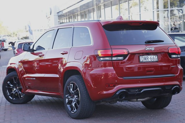 Used Jeep Grand Cherokee SRT, Narellan, 2014 Jeep Grand Cherokee SRT SUV