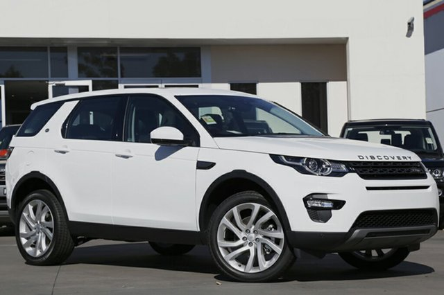 New Land Rover Discovery Sport TD4 150 SE, Southport, 2017 Land Rover Discovery Sport TD4 150 SE SUV