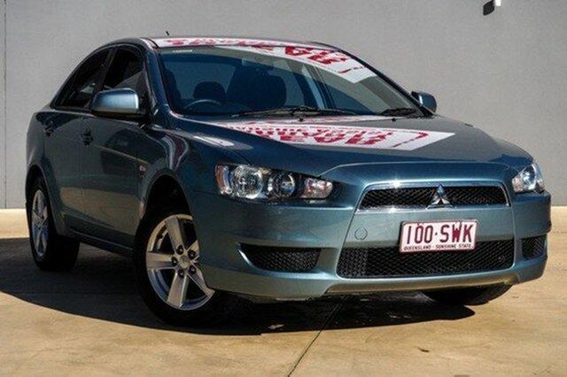 Used Mitsubishi Lancer ES, Moorooka, Brisbane, 2008 Mitsubishi Lancer ES Sedan