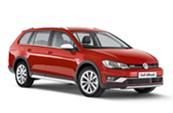 New Volkswagen Golf Alltrack, Kloster Volkswagen, Hamilton