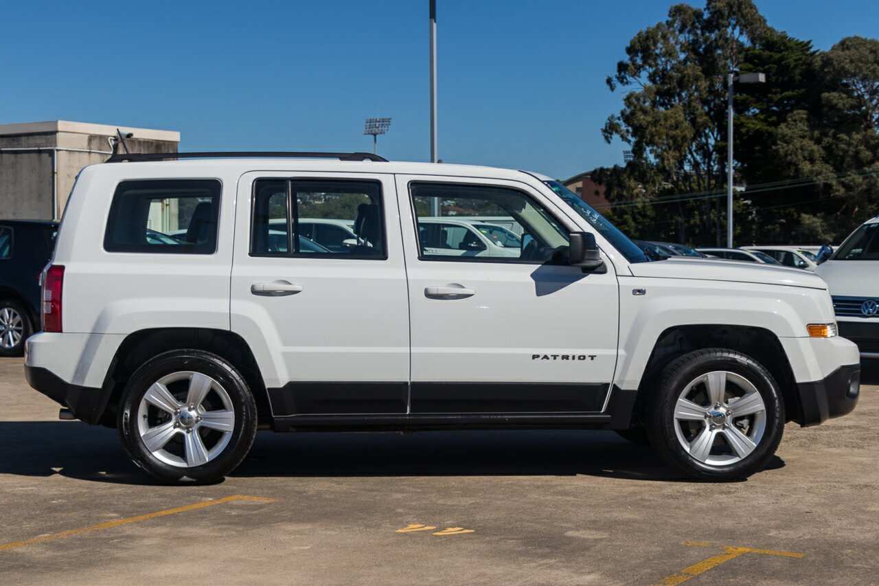 2015 Jeep Patriot Sport 4x2 MK MY15