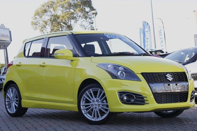Discounted New Suzuki Swift Sport, Narellan, 2016 Suzuki Swift Sport Hatchback