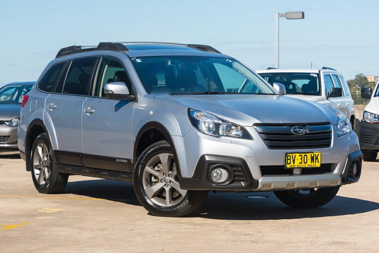 2013 Subaru Outback B5A MY13