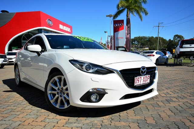 Discounted Used Mazda 3 SP25 SKYACTIV-Drive, Southport, 2014 Mazda 3 SP25 SKYACTIV-Drive Sedan