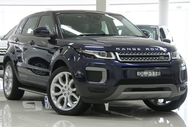 Discounted Land Rover Evoque TD4 180 SE, Concord, 2016 Land Rover Evoque TD4 180 SE Wagon