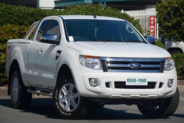 Used Ford Ranger XLT Super Cab, Acacia Ridge, 2014 Ford Ranger XLT Super Cab PX Utility