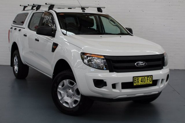 Used Ford Ranger XL Double Cab, Hamilton, 2013 Ford Ranger XL Double Cab Utility