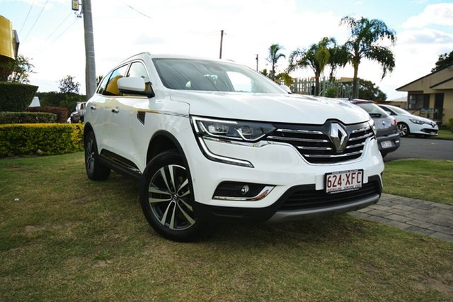 Discounted Demonstrator, Demo, Near New Renault Koleos Intens X-tronic, Southport, 2016 Renault Koleos Intens X-tronic Wagon