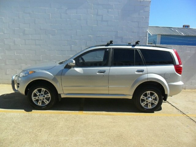 Used Great Wall X240, Redcliffe, 2012 Great Wall X240 Wagon