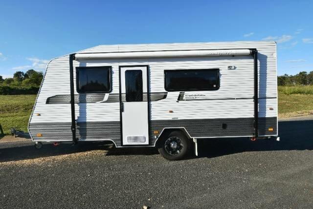 Used Coromal APPEAL 554 CARAVAN, Gympie, 2016 Coromal APPEAL 554 CARAVAN 1 Axle